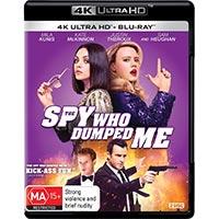 4K November 2018 - The Spy Who Dumped Me