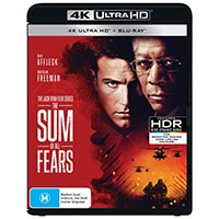 4K November 2018 - The Sum of all Fears