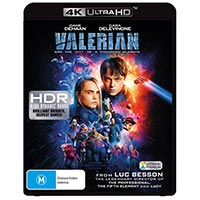 4K November 2018 - Valerian and the City of a Thousand Planets