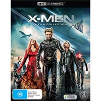 4K November 2018 - X-Men: 3 Film Collection