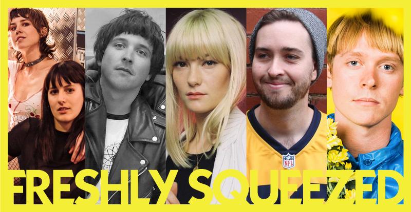 5 tunes you gotta hear this week (21/10/18)