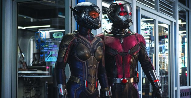 Ant-Man and the Wasp on DVD, Blu-ray, 3D and 4K November 14