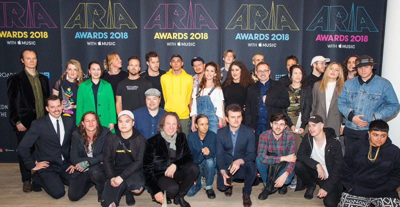 Get your pointy ARIA Awards nominations here!
