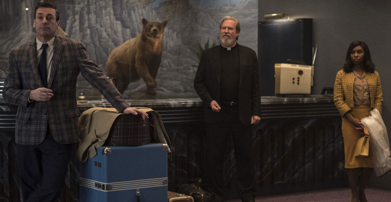 Bad Times at the El Royale – review