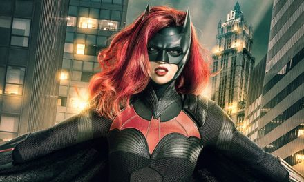 See Ruby Rose as Batwoman