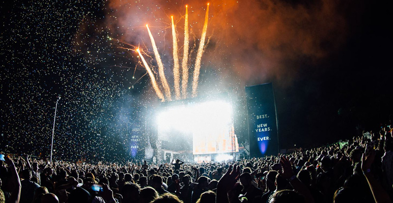 NYE in the Park returns to Sydney
