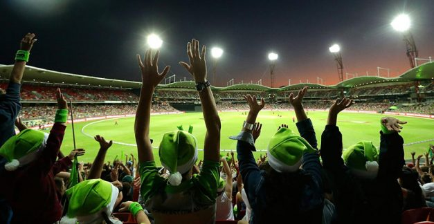 Big Bash cricket game coming home