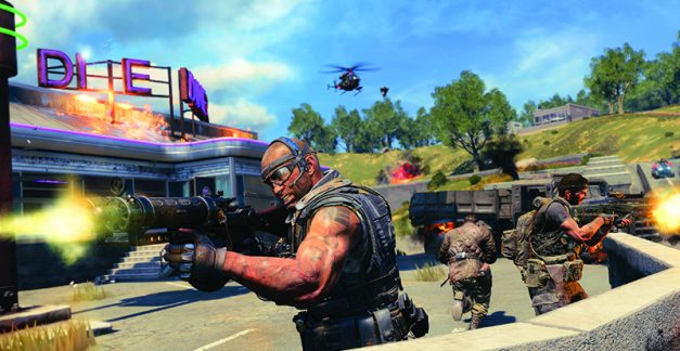 Call of Duty: Black Ops 4 – Interview