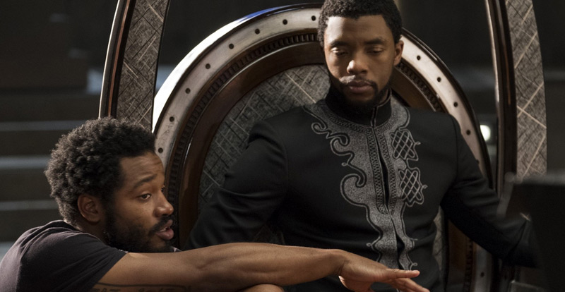 Ryan Coogler back for Black Panther 2