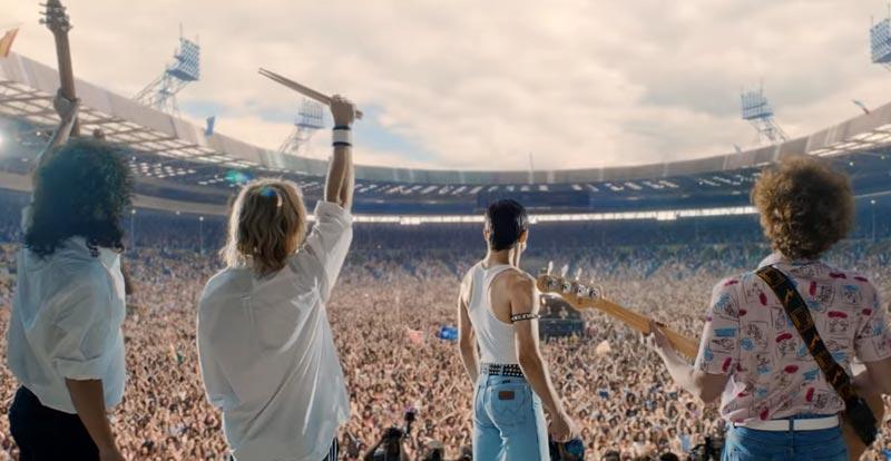 Becoming Queen for Bohemian Rhapsody