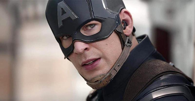 Captain America bids us farewell?