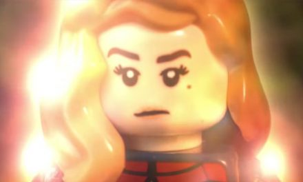 The Captain Marvel trailer gets blocky with LEGO