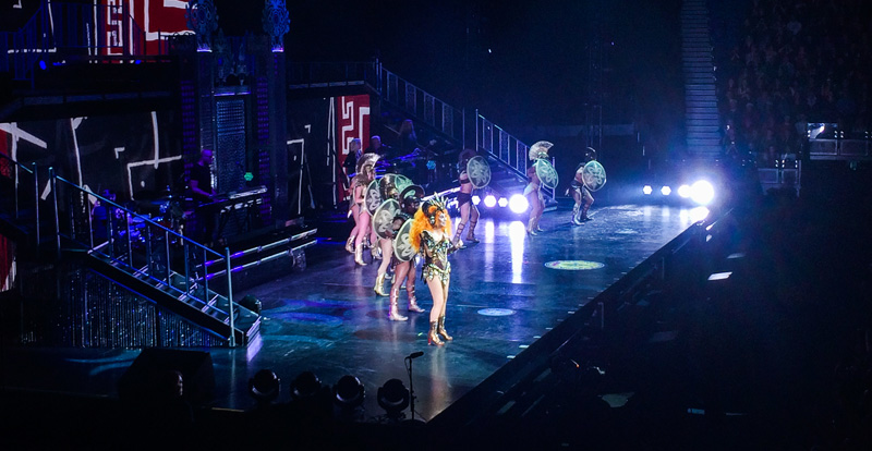 Cher @ Rod Laver Arena – live review
