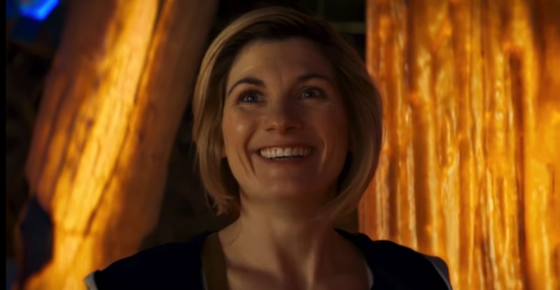 Meet Doctor Who's new TARDIS