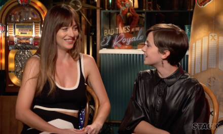 Bad Times at the El Royale – cast interview