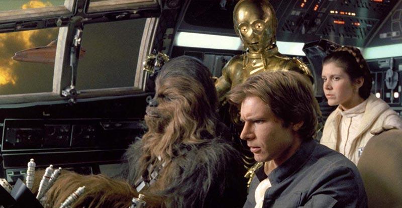 """Lost"" Empire Strikes Back doco strikes back!"