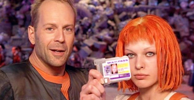 Australia, get your Multipass to The Fifth Element in 4K