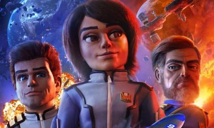 Thunderbirds creator Gerry Anderson lives on with Firestorm