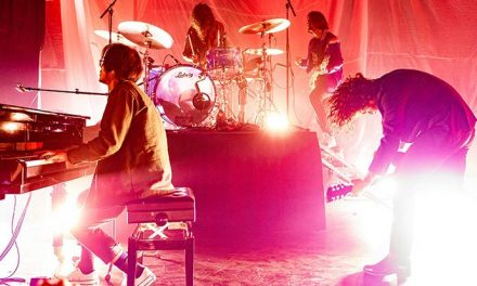 Gang of Youths @ The Forum – gallery