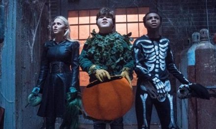 Goosebumps 2: Haunted Halloween – review