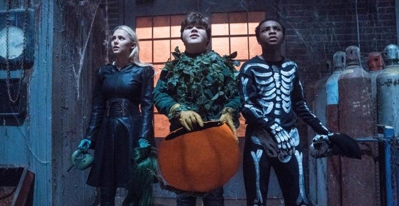 Goosebumps 2: Haunted Halloween – review