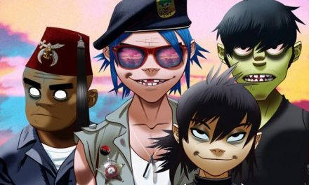 Gorillaz smash Blur's 'Song 2'