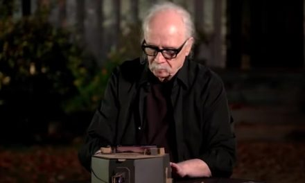 John Carpenter tries to play Halloween theme on Labo