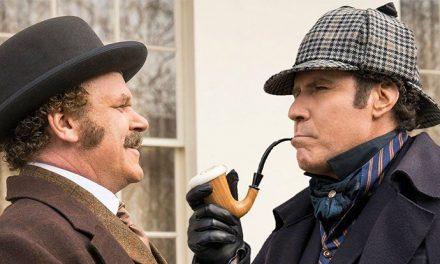 Holmes & Watson to put the cringe into Christmas