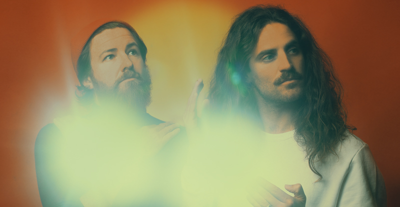 Watch the awesome new Holy Holy clip for single 'Faces'