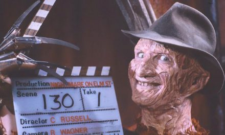 Classic horror: Behind the scenes gallery