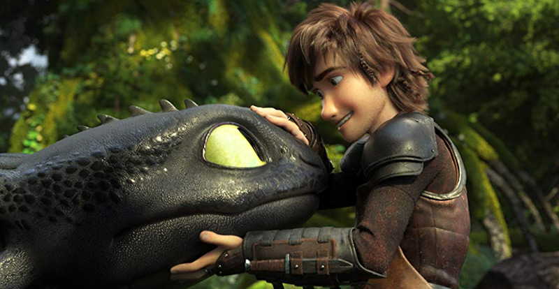 New How to Train Your Dragon: The Hidden World peek