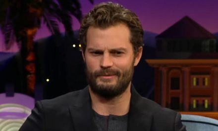 Jamie Dornan rehearsed Fifty Shades with Peter Dinklage