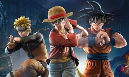 Huge manga beat 'em up Jump Force dated