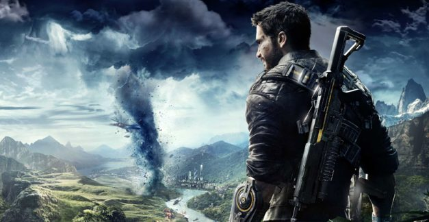 Hey Rico! What's the Just Cause 4 story?