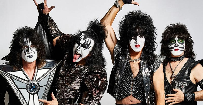 Kiss to hit the Aussie road one last time