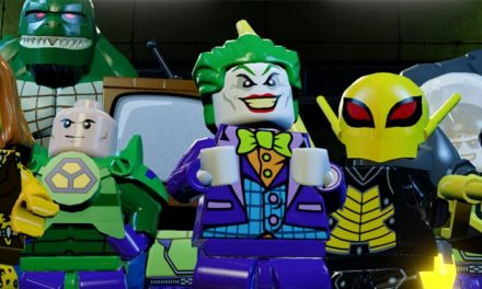 LEGO DC Super-Villains – review