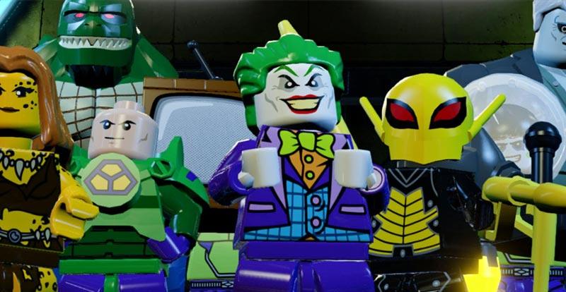 LEGO DC Super-Villains – review