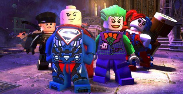 LEGO DC Super-Villains let loose!