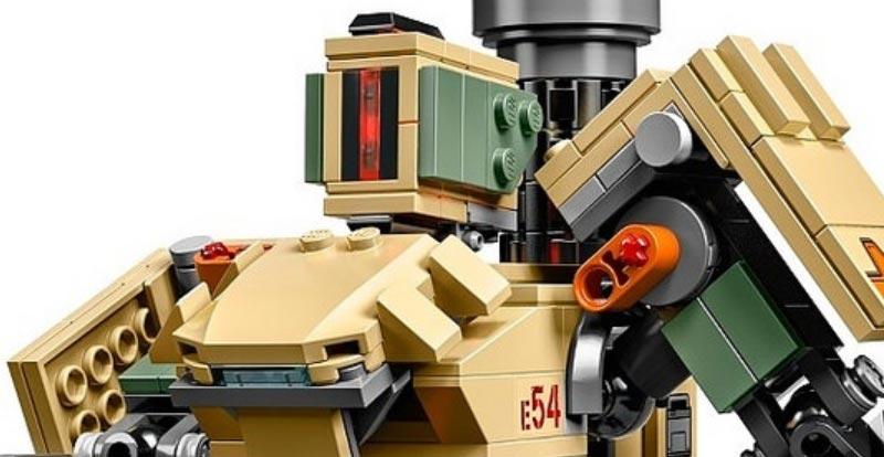 Overwatch LEGO sets revealed