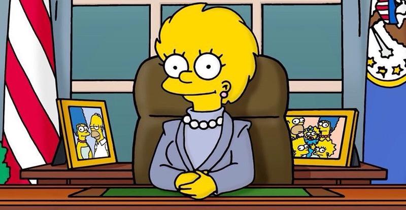 Lisa Simpson defines Simpsons slang