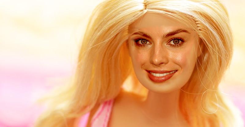 Barbie for Margot Robbie?