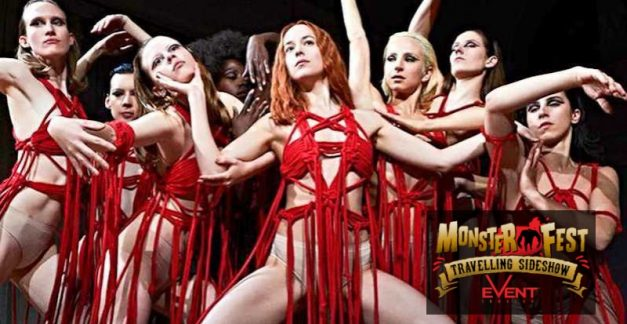 Win tickets to Monster Fest Travelling Sideshow: PERTH