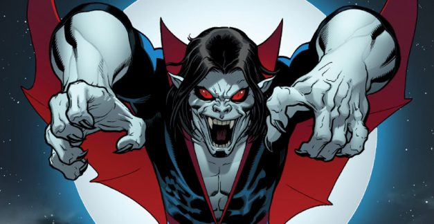 Morbius is Sony's next Spideyverse flick