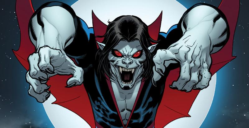 Morbius is Sony's next Spideyverse flick