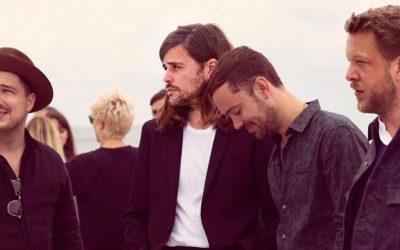 Mumford & Sons drop vid for 'Guiding Light'