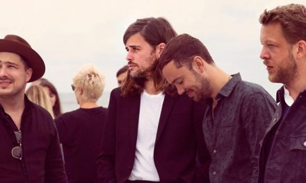 Mumford & Sons drop vid for 'Guiding Light'