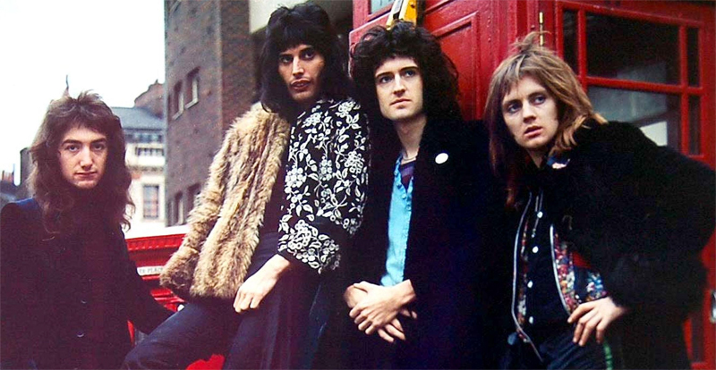 5 killers: The best of the best of Queen