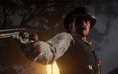 Red Dead Redemption II launch trailer fires up