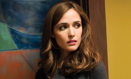 Rose Byrne to do the robot