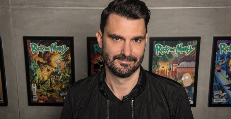 An interview with Ryan Elder (Rick and Morty)